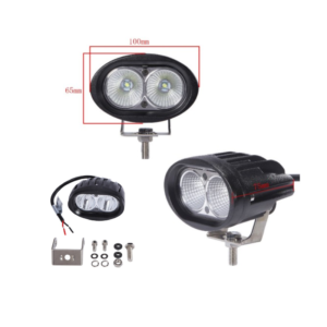 pazari4all-Προβολέας CREE-LED 20W OVAL GL-200 - OEM