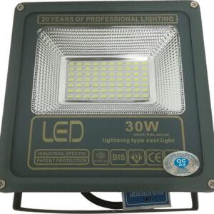 pazari4all-LED προβολέας super slim αδιάβροχος 30w