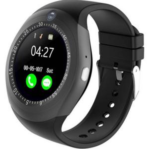 pazari4all.gr-Smart Watch – Ρολόι Κινητό Τηλέφωνο SIM Με Οθόνη Αφής, Βηματομετρητή