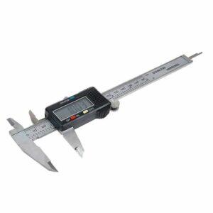 pazari4all.gr - Ηλεκτρονικό Ψηφιακό Παχύμετρο Μικρόμετρο Ακριβείας - 0,05mm - 150mm