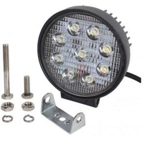 pazari4all-LED στρογγυλός27Wπροβολέας αυτοκινήτου - ΟΕΜ