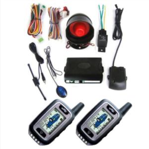 pazari4all.gr - Αυτόνομος συναγερμός αυτοκινήτου – CAR ALARM – με σειρήνα, αντικραδασμικό, ανεύρεση και 2 τηλεχειριστήρια