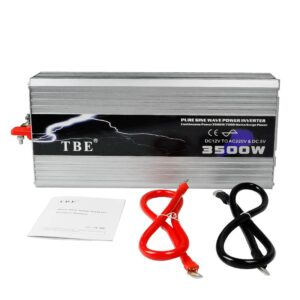 pazari4all.gr - Inverter για Αυτοκινήτα/κότερα/σκάφη 3500 Watt 12V σε 220V USB φορτιστης