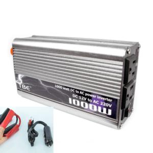 pazari4all.gr - Inverter για Αυτοκινήτα/κότερα/σκάφη 1000 Watt 12V σε 220V WEIDER-1000W