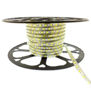 pazari4all.gr - LED ταινία strip αδιάβροχη 1m-100m 5050 cool white 220V 60 smd OEM