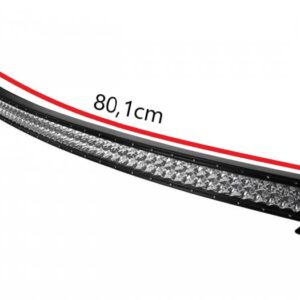 Μπάρα LED κυρτή Curved 180W CREE Combo 10-30v DC Ψυχρό Λευκό-pazari4all.gr