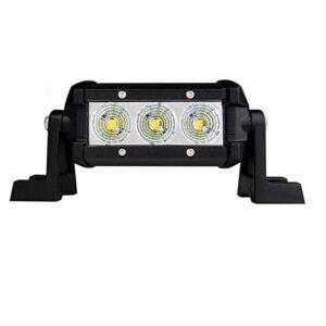 pazari4all-ΛΕΠΤΟΣ ΑΔΙΑΒΡΟΧΟΣ LED LIGHT BAR 9W 12 – 24 VDC 30° - ΟΕΜ