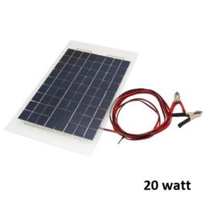pazari4all.gr - ΦΩΤΟΒΟΛΤΑΪΚΟ ΠΑΝΕΛ ΑΛΟΥΜΙΝΙΟΥ ΜΟΝΟΚΡΥΣΤΑΛΙΚΟ 20 Watt - SOLAR ΒΑΟ