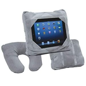 pazari4all.gr-GoGo Pillow, Μαξιλάρι 3 σε 1 - Θήκη για το tablet - Προσκέφαλο ταξιδιού