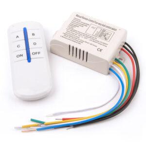 pazari4all.gr - Ψηφιακός διακόπτης τηλεχειρισμού για λαμπτήρα και φως HT036