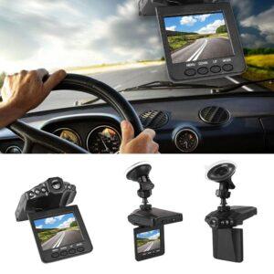pazari4all.gr-Καταγραφικό HD DVR Κάμερα Αυτοκινήτου με LCD 2,5' Ανίχνευση Κίνησης & Νυχτερινή Λήψη