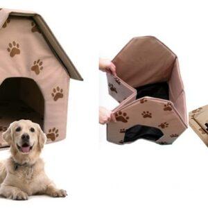 pazari4all.gr- Φορητό Σπιτάκι Σκύλου και Κατοικίδιων Ζώων!