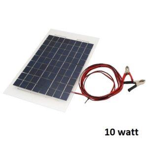 pazari4all.gr - ΦΩΤΟΒΟΛΤΑΪΚΟ ΠΑΝΕΛ ΑΛΟΥΜΙΝΙΟΥ ΜΟΝΟΚΡΥΣΤΑΛΙΚΟ 10 Watt - SOLAR ΒΑΟ