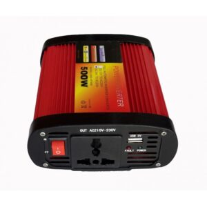 pazari4all.gr-Inverter τροποποιημένου ημιτόνου 500W 24V σε 220V CMS-HF500E