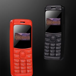 pazari4all.gr-M8110 Mini Bluetooh Κινητό τηλέφωνο Dual sim με Micro SD Card Slot & Camera 0.3MP