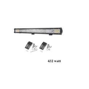PAZARI4ALL.GR-Μπάρα 432W LED Αδιάβροχη υψηλής φωτεινότητας - ΟΕΜ
