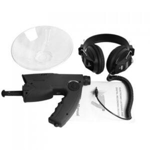 pazari4all.gr - Ακουστικό Ενίσχυσης Ήχου Βιονικό Αυτί Συλλαμβάνει Ήχους Από 100 Μέτρα