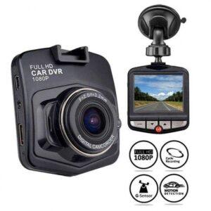 pazari4all.gr-Βιντεοκάμερα Αυτοκινήτου 2.4 ιντσών LCD HD 1080P Blackbox DVR με αισθητήρα κίνησης και βάση