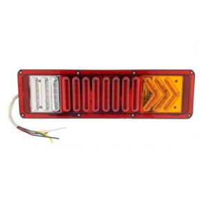 pazari4all.gr-Πίσω φανάρι για φορτηγό / τρέιλερ με 76 LED 24V - OEM