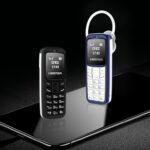 pazari4all.gr-BM30 Mini Bluetooh κινητό τηλέφωνο με Micro SD Card Slot και φωνητική αλλαγή L8STAR-BL