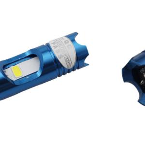 pazari4all.gr - LED λάμπα μοτοσικλετών διπολική M11G VO3