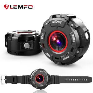 pazari4all.gr - LEMFO Κάμερα δράσης Full HD 1080P 30 μέτρα Αδιάβροχη 8MP με ρολόι Wifi Connect