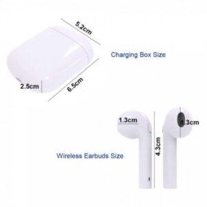 pazari4all.gr-Ασύρματα Ακουστικά Bluetooth Τύπου iPhone