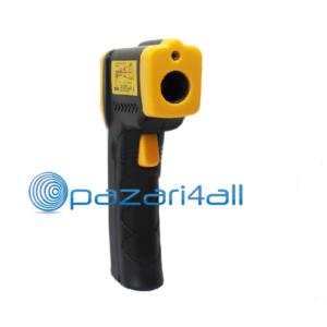 pazari4all.gr- Θερμόμετρο λέιζερ υπέρυθρο με ψηφιακή θερμοκρασία DT-8550