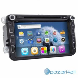 pazari4all.gr-2 din Plug & Play 8″ WiFi, GPS, Android VW Group,seat,skoda 8328n oem