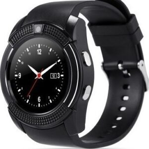 pazari4all.gr-Ρολόι κινητό τηλέφωνο με κάρτα SIM OEM Smartwatch V8