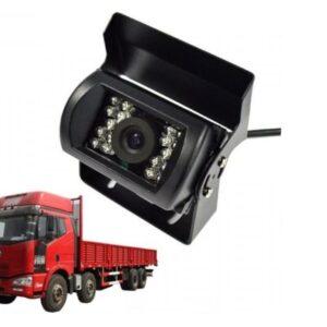 pazari4all.gr-Κάμερα CMOS οπισθοπορείας στάθμευσης Λεωφορείων Φορτηγών με 18 Led