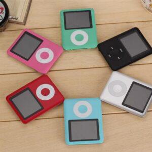 pazari4all.gr-MP3 MP4 Μίνι Οθόνη LCD 32GB 1,8 ιντσών Μετατροπέας Μουσικής MP4 Υποστήριξη E-Book Reading FM Ραδιόφωνο