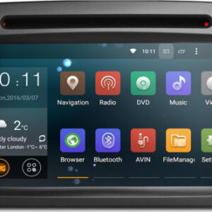 "pazari4all.gr-Android Multimedia OEM Για CLK (W209) MOD. 1999-2004 Με Οθόνη 7"" Με Android 7.1 & 2 Gb ram"