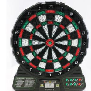 pazari4all.gr Ηλεκτρονικό παιχνίδι στόχος Darts με οθόνη Led και αυτόματη καταμέτρηση