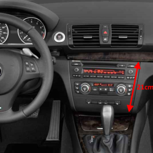 pazari4all.gr Οθόνη BMW S.1 (E81 -E82 - E87 ) mod. 2004-2011 OEM