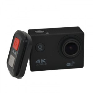 pazari4all.gr -Action camera ultra HD 4K WiFi Waterproof H9 REMOTE