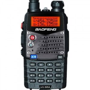 pazari4all.gr Baofeng UV-5RA Φορητός dual band πομποδέκτης VHF/UHF έως 5.8W