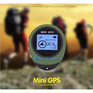 pazari4all.gr-ΥMini Tracker GPS Tracker Επαναφορτιζόμενος δέκτης USB με φορητή πυξίδα Εξωτερική Πρακτικό για το αυτοκίνητο GPS Tracker