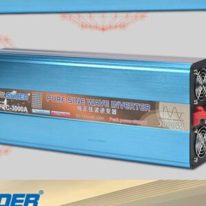 pazari4all.gr Suoer καθαρός ημιτονοειδής κύλινδρος inverter 12V μετατροπέας ισχύος 220V 3000w (FPC-3000A)