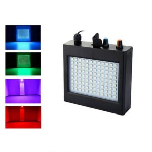 pazari4all.gr Φωτορυθμικό LED Room Strobe Disco Party Light 108