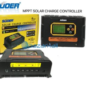 pazari4all.gr Suoer Ελεγκτής ηλιακού συστήματος νέας σχεδίασης 12V 24V 48V και φορτιστή μπαταρίας 40P (SON-MPPT-40A)