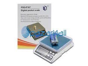 pazari4all.gr-Ψηφιακή Ζυγαριά 0,01 g / 100 g PRO-Ρ167