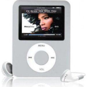 pazari4all.gr- 8GB Ψηφιακό MP3, MP4 Player,Ebook ραδιόφωνο, φωτογραφίες, βίντεο, Slim1.8GS OEM