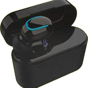 pazari4all.gr- Μίνι Ακουστικό Bluetooth με βάση φόρτισης Andowl Q-B 01