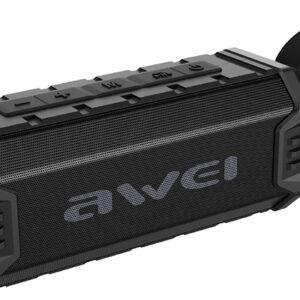 pazari4all.gr-Αδιάβροχο Bluetooth Ηχείο & Power Bank 4,000 mAh – Awei Y280