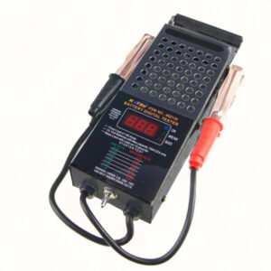 pazari4all.gr-Επαγγελματικός Ψηφιακός Ελεγκτής Μπαταρίας Αυτοκινήτου 6-12V με Φορτίο - Digital Battery Load Tester 125Α