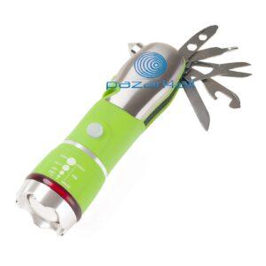 pazari4all.gr-Multi Tool LED Φακός, Πολυεργαλείο Έκτακτης Ανάγκης για Κάμπινγκ, Αυτοκίνητα Με Stalwart (με διακόπτη γυαλιού και κόπτης Seatbelt)