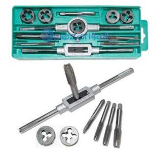 pazari4all.gr - 12 εργαλεία σπειρώματος Tap and Die Set