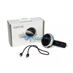 pazari4all.gr-Μεταδότης FM, Bluetooth CARQ8, Ακουστικό αυτοκινήτου