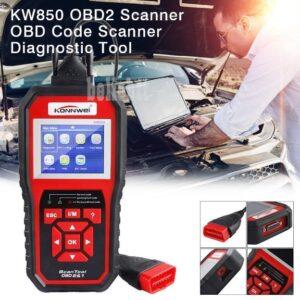 pazari4all.gr- KW850 Scanner Επαγγελματικό εργαλείο OBD2 σαρωτή Αυτό